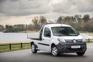 2019 Renault Kangoo Z.E. Pick-up
