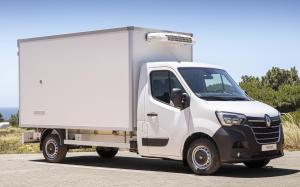 Renault Master Cab Chassis 2019 года (WW)