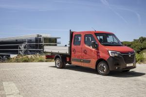 2019 Renault Master Double Cab Tipper