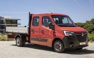 Renault Master Double Cab Tipper (WW) '2019
