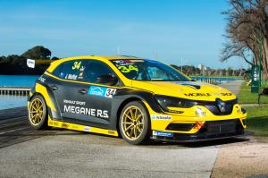 Renault Megane R.S. TCR 2019 года