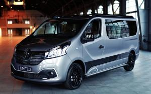 Renault Trafic Limited 2019 года