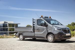 2019 Renault Trafic Tipper