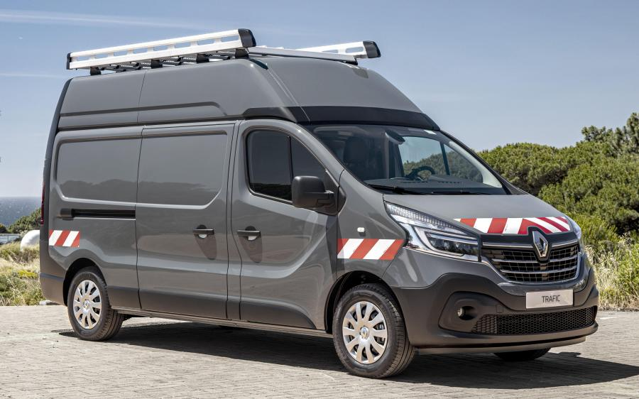 Renault Trafic Workshop Van (X82) (WW) '2019