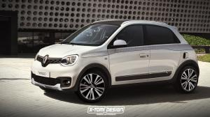 2019 Renault Twingo Cross by X-Tomi Design
