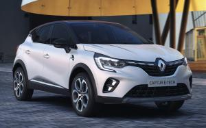 Renault Captur E-TECH 2020 года (WW)