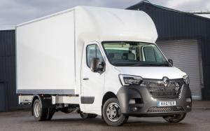 Renault Master Luton Box by TruckCraft Bodies 2020 года (UK)