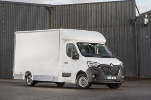 2020 Renault Master Luton Low Loader by TruckCraft Bodies