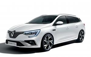 Renault Megane E-TECH Plug-in Hybrid R.S. Line Estate 2020 года (WW)