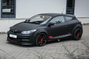 2020 Renault Megane R.S. 275 Trophy by JMS on Barracuda Racing Wheels (Project 3.0)