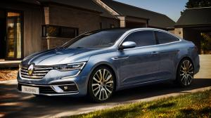 2020 Renault Talisman Coupe by X-Tomi Design
