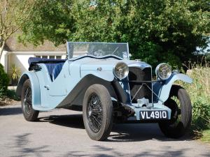 Riley 9 HP March Special Tourer by John Charles & Sons 1933 года