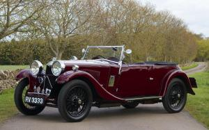 Riley 9 Lynx Special Tourer '1933