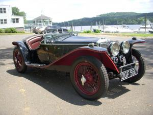 1934 Riley IMP