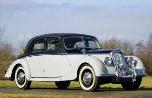 1945 Riley RMA Saloon