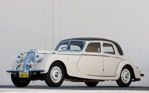 Riley 2.5 Litre Saloon 1949 года