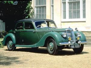 1950 Riley 2.5 4-Door Saloon