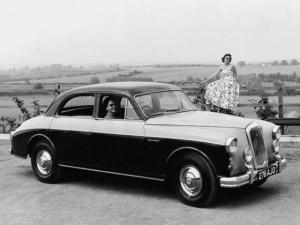Riley 2.6 Saloon '1958
