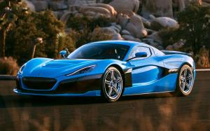 Rimac C_Two California Edition '2018