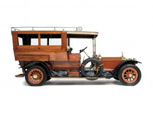 Rolls-Royce Silver Ghost 40/50 HP Shooting Brake by Croall & Croall '1910