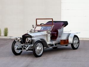 Rolls-Royce Silver Ghost 40/50 HP Roadster by Wilkinson '1911