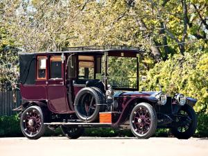 1911 Rolls-Royce Silver Ghost Open Drive Landaulette by F.R. Wood of New York