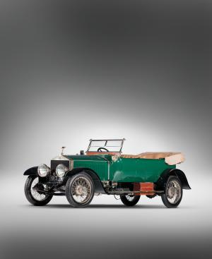 Rolls-Royce Silver Ghost London to Edinburgh Open Tourer 1913 года
