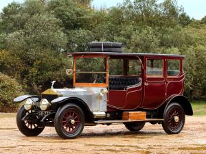 1913 Rolls-Royce Silver Ghost Open Drive Limousine by Fox & Bodman
