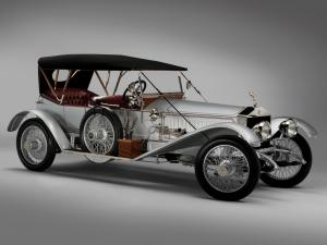 Rolls-Royce Silver Ghost LE Tourer 1915 года