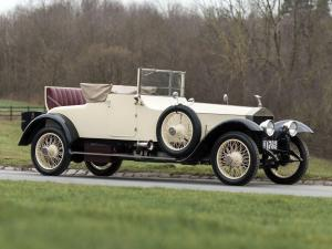 1921 Rolls-Royce Silver Ghost 40/50 HP Drophead Coupe by Windovers