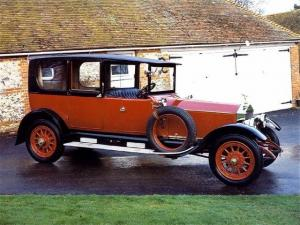 Rolls-Royce Silver Ghost 40/50 Limousine 1921 года