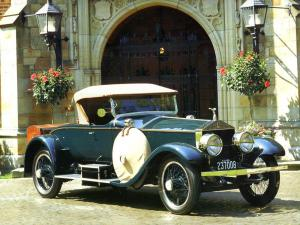 1921 Rolls-Royce Silver Ghost 40/50 Piccadilly Roadster by Brewster