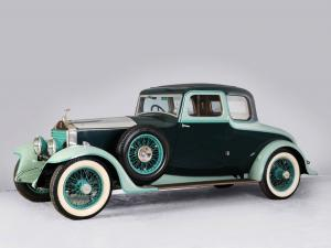 1923 Rolls-Royce 20 HP Coupe