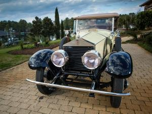 1923 Rolls-Royce Silver Ghost 40/50 HP Pall Mall Tourer