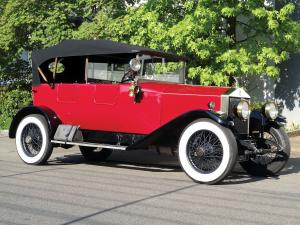 1924 Rolls-Royce 20 HP Open Tourer