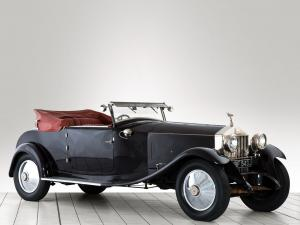 1925 Rolls-Royce Phantom I 40/50 HP Cabriolet by Manessius
