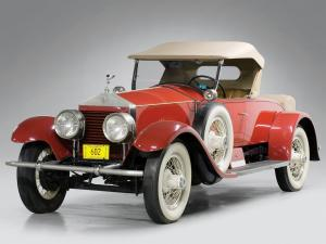 Rolls-Royce Silver Ghost 40/50 Piccadilly Roadster 1925 года