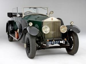 1926 Rolls-Royce Phantom I by Smith & Waddington
