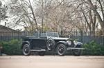 Rolls-Royce Silver Ghost Pall Mall Tourer by Merrimac 1926 года