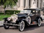 Rolls-Royce Silver Ghost Special Riviera Town Brougham by Brewster 1926 года