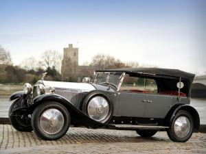 1927 Rolls-Royce Phantom I 40/50 HP Tourer by Hooper