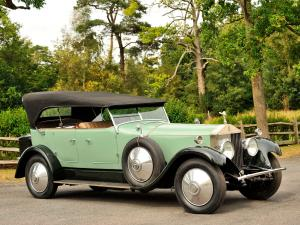 1927 Rolls-Royce Phantom I Dual Cowl Phaeton by Thrupp & Maberly