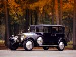 Rolls-Royce Phantom I Enclosed Drive Landaulette by Arthur Mulliner 1927 года