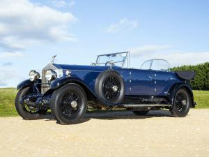 1928 Rolls-Royce Phantom I 40/50 HP Tourer by James Young