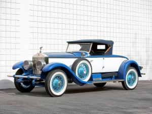 Rolls-Royce Phantom I Piccadilly Roadster 1928 года