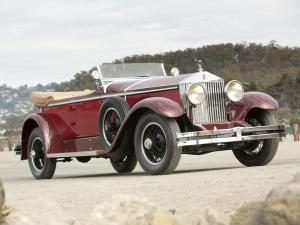 Rolls-Royce Phantom I Ascot Tourer by Brewster 1929 года