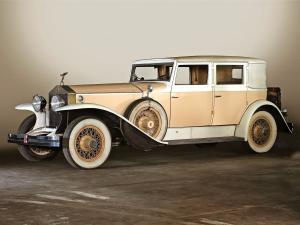 Rolls-Royce Phantom I Avon Touring Sedan by Brewster 1929 года