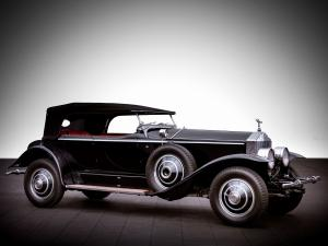1929 Rolls-Royce Phantom I Derby Speedster by Brewster