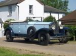 Rolls-Royce Phantom I Springfield Newmarket All-weather Tourer by Brewster 1929 года