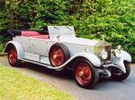 Rolls-Royce Phantom I Tourer by Mulliner 1929 года
